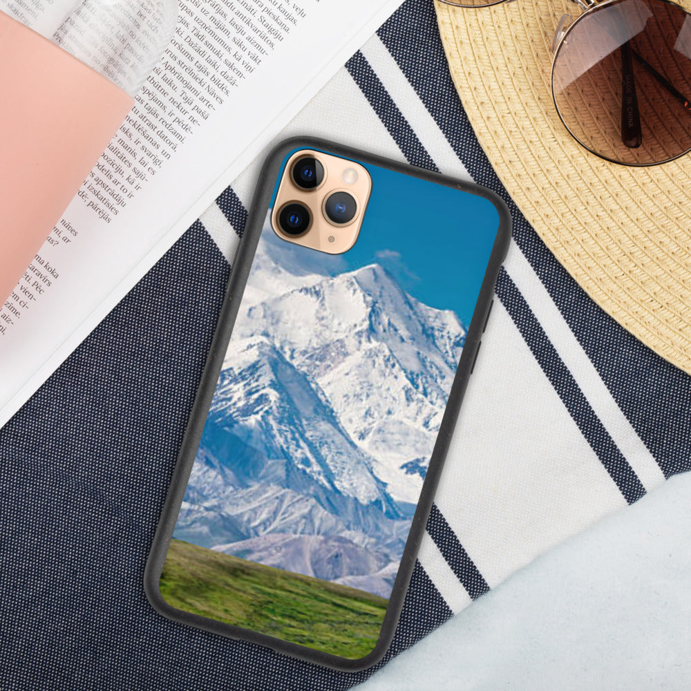 Denali Biodegradable iPhone Case