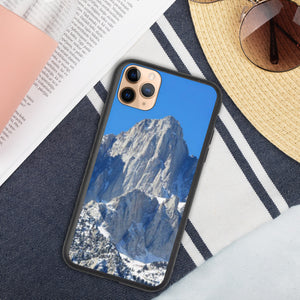 Mount Whitney Biodegradable Iphone Case