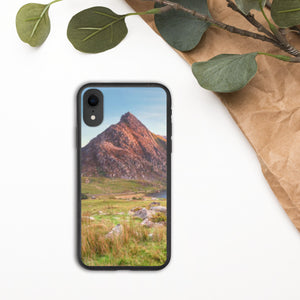 Snowdonia Biodegradable iPhone Case