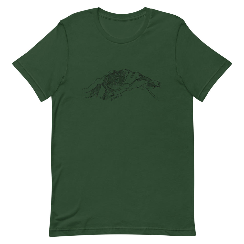 Fletschhorn Classic Eco Friendly Unisex T-Shirt