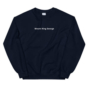 Mount King George Sweatshirt