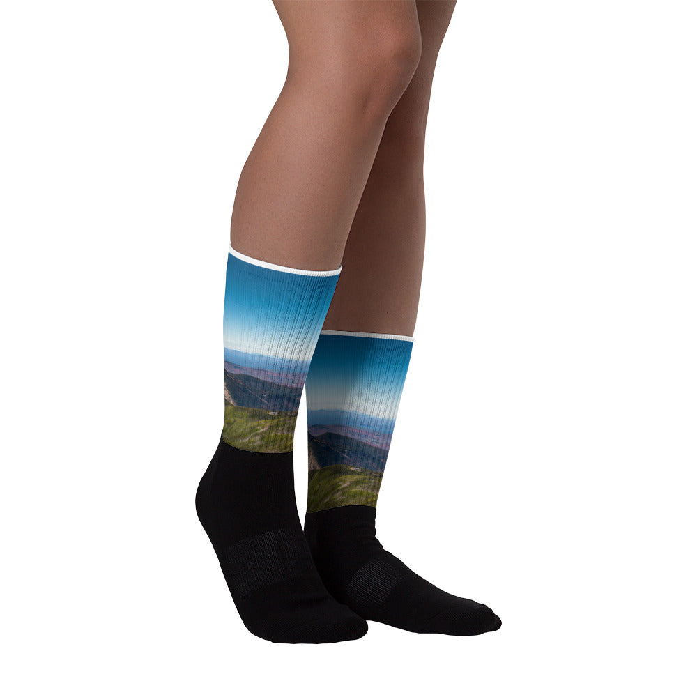 Cannon Mountain Socks