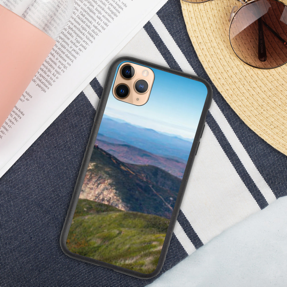 Cannon Mountain Biodegradable iPhone Case