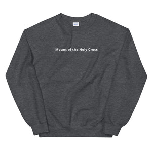 Mount of the Holy Cross Sweatshirt