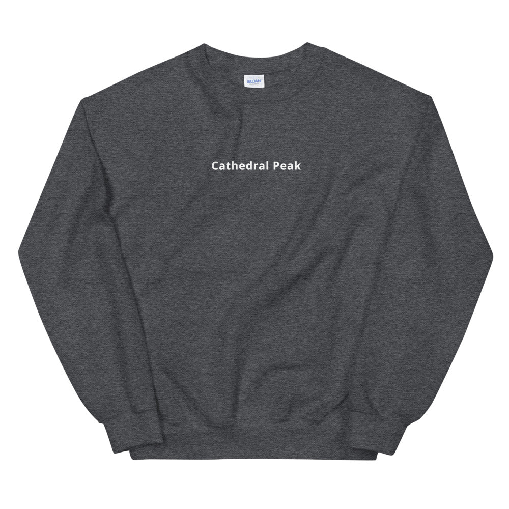 Cathedral Peak Sweatshirt