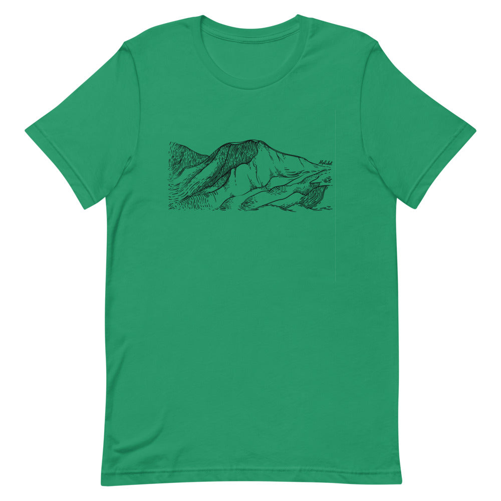 Alphubel Classic Eco Friendly Unisex T-Shirt