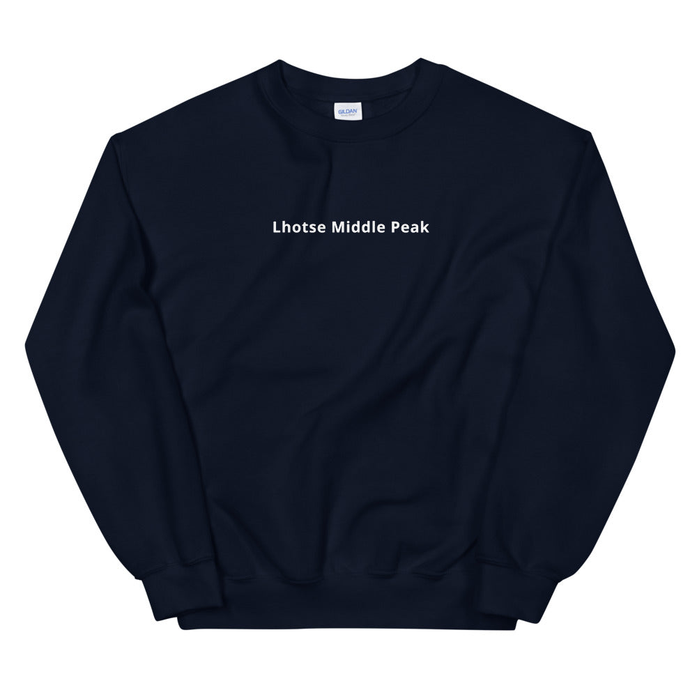 Lhotse Middle Peak Sweatshirt