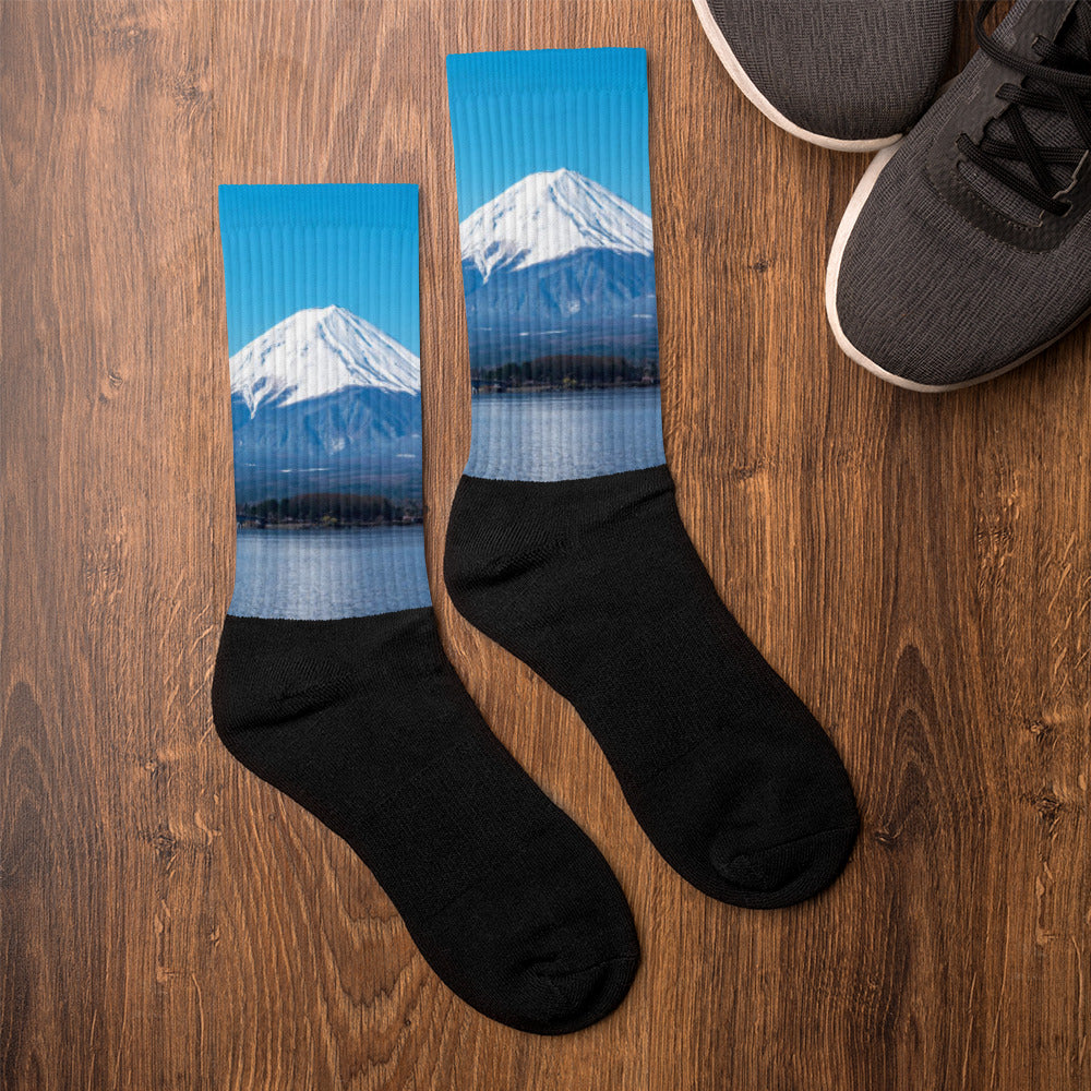 Mount Fuji Socks
