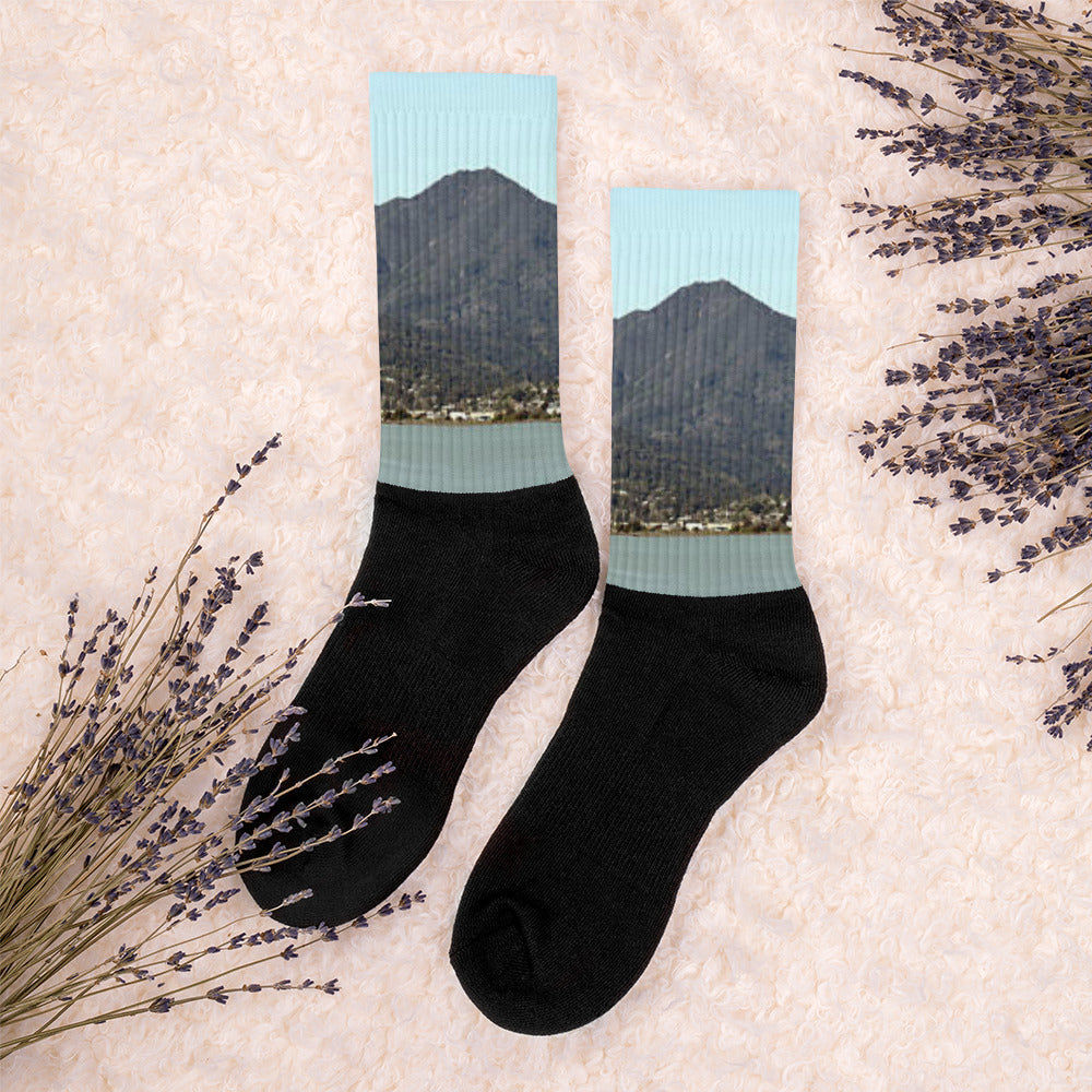 Mount Tamalpais Socks
