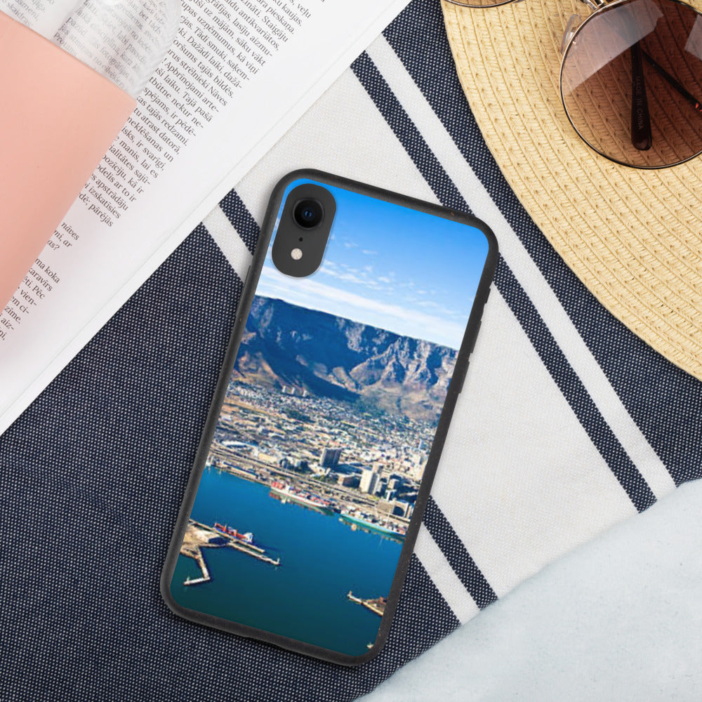 Table Mountain Biodegradable iPhone Case