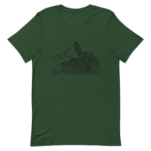 Finsteraarhorn Classic Eco Friendly Unisex T-Shirt