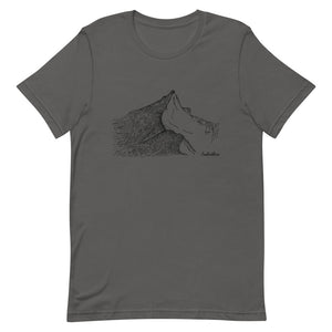 Zinalrothorn Classic Eco Friendly Unisex T-Shirt