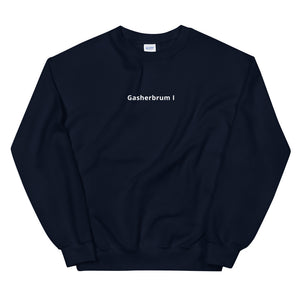 Gasherbrum I Sweatshirt