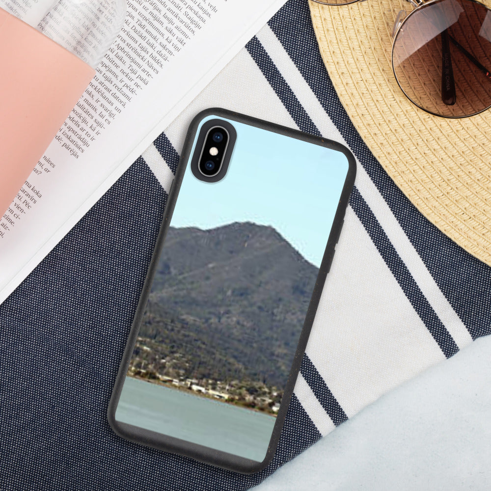 Mount Tamalpais Biodegradable iPhone Case
