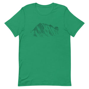 Grandes Jorasses Classic Eco Friendly Unisex T-Shirt