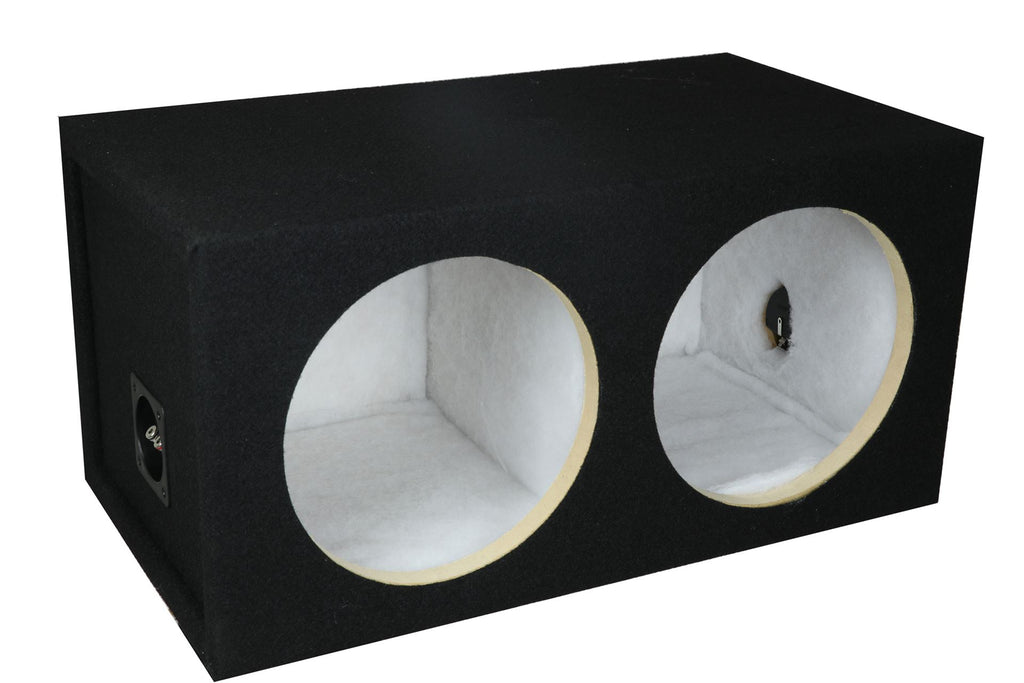 "FD10S-10"" Dual Focal Access Subwoofer Enclosure"