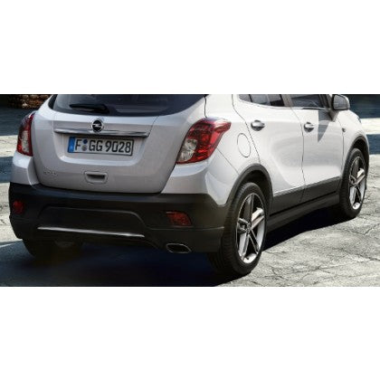 Vauxhall Mokka Sport Style GTC Line Exterior Pack Kit - Visible Exhaust