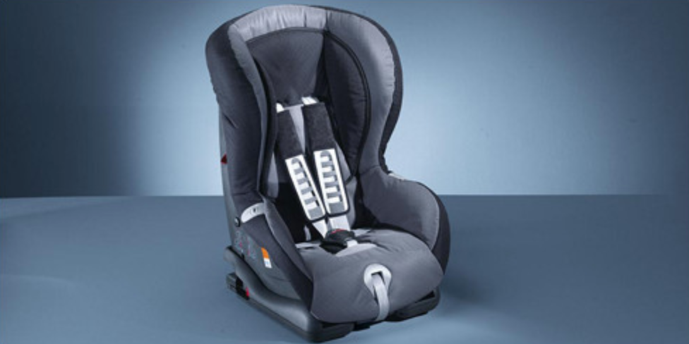 Vauxhall Ampera-e Child Seat Duo Secure Travel Passanger - 9 to 18kg