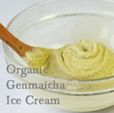 Genmaicha Green Tea Powder Ice Cream Recipe