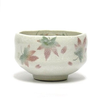 Japanese Mini Matcha Bowl - Momiji