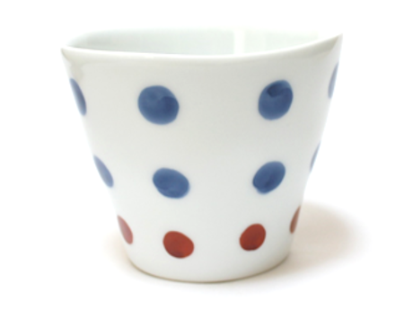 Japanese Tea Cup - Mameshibori -