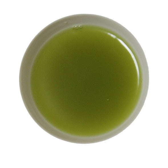 Organic Genmaicha with Matcha Green Tea from Japan