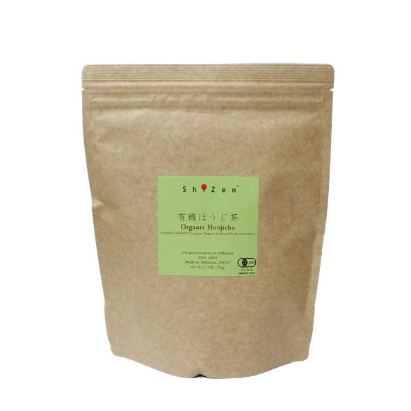 Organic Hojicha Green Tea from Japan