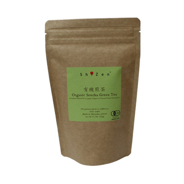 Organic Sencha Green Tea from Japan