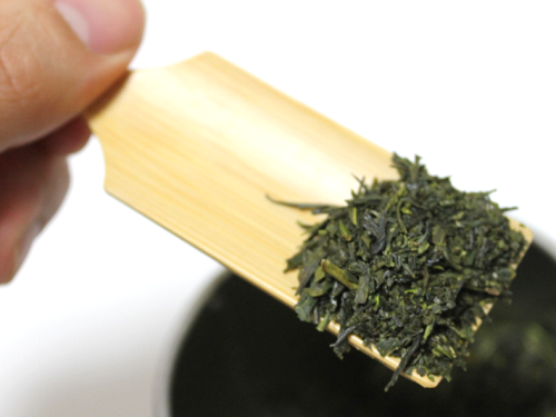 Japanese Tea Scoop Chasaji - Takekado