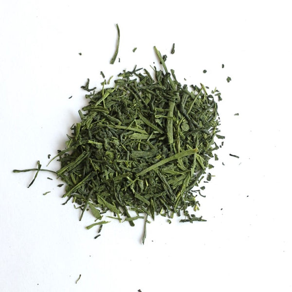 Okumidori with Matcha Sencha Green Tea Loose Leaf from Japan