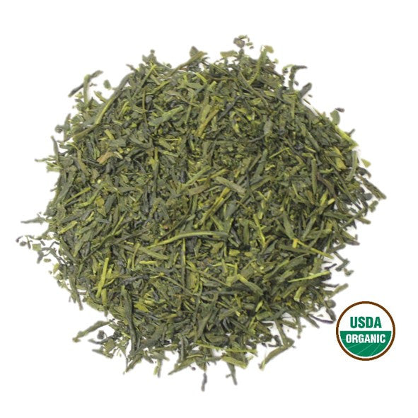 Organic Sencha Superior Green Tea INASE Loose Leaf