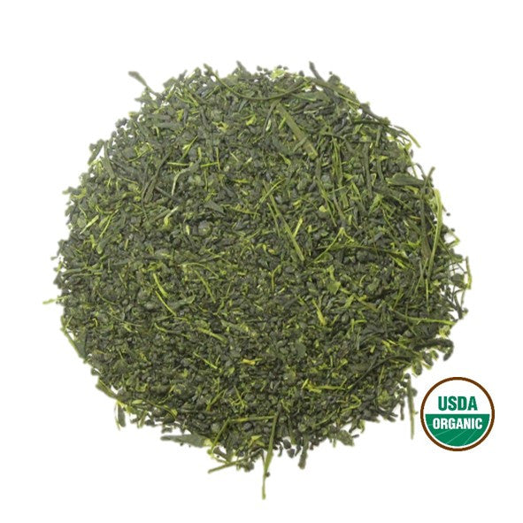 Premium Organic Green Tea from JAPAN