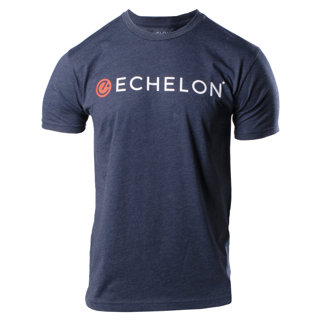 Echelon Men's Classic Short-Sleeve Crewneck
