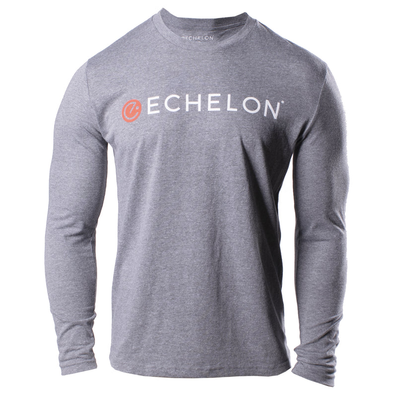 Echelon Men's Classic Long-Sleeve Crewneck