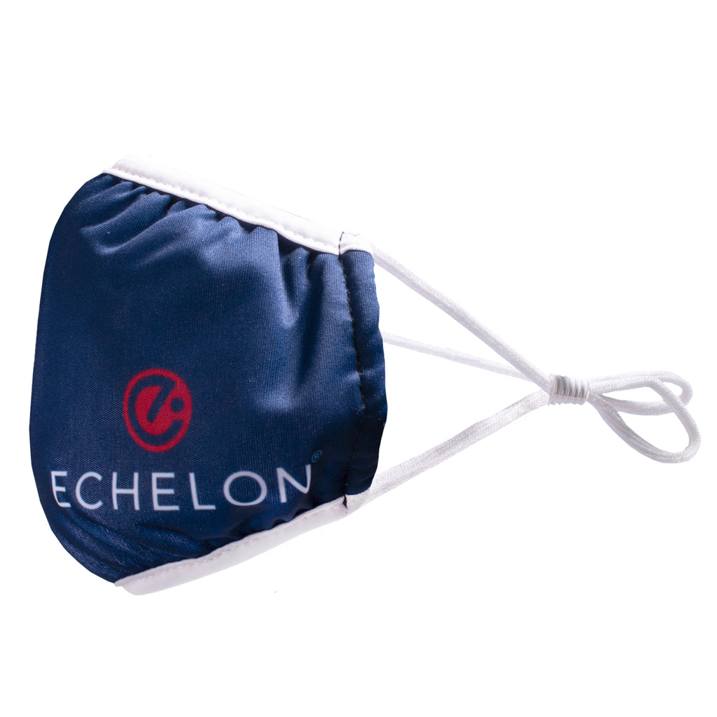 Echelon Face Mask with Logo