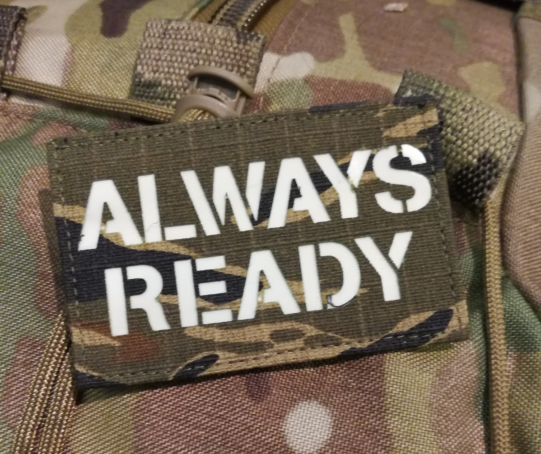 Always Ready