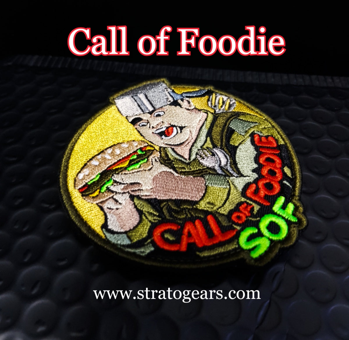 Call Of Foodie SOF