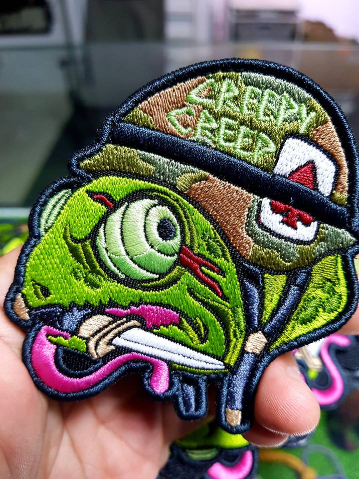creepy creep gitd