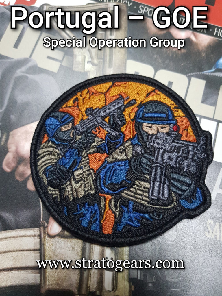 Portugal - GOE Special Operation Group