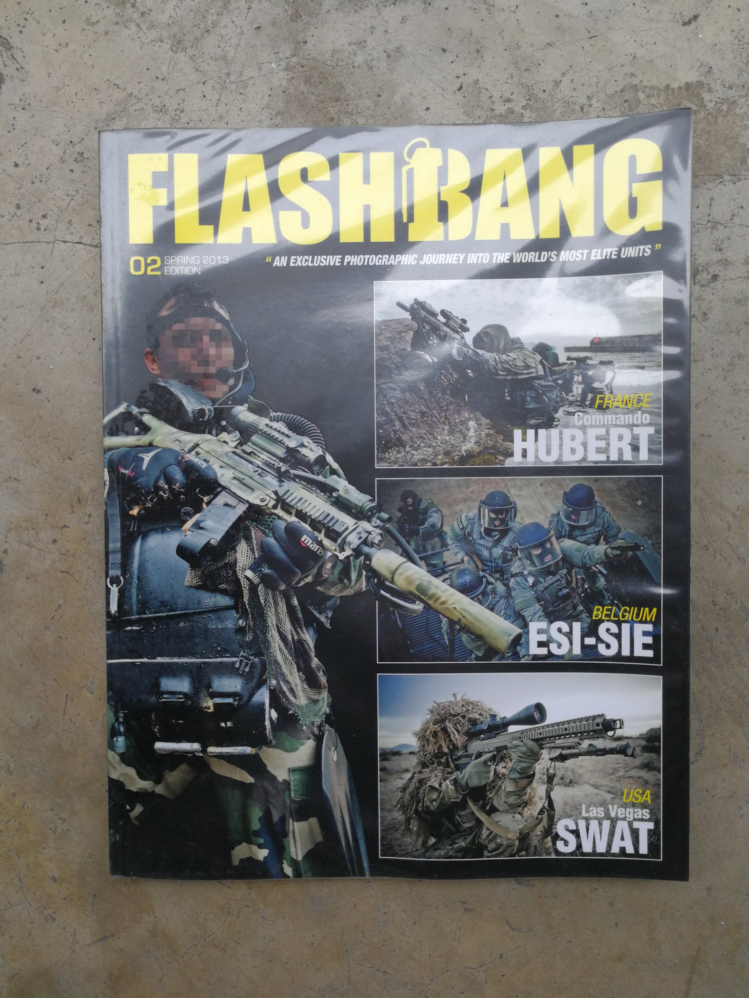 Flashbang Magazine Volume 2