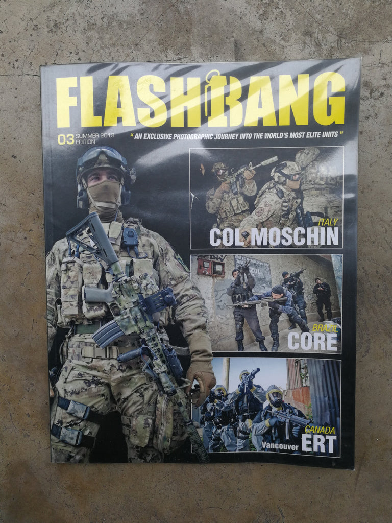 Flashbang Magazine Volume 3