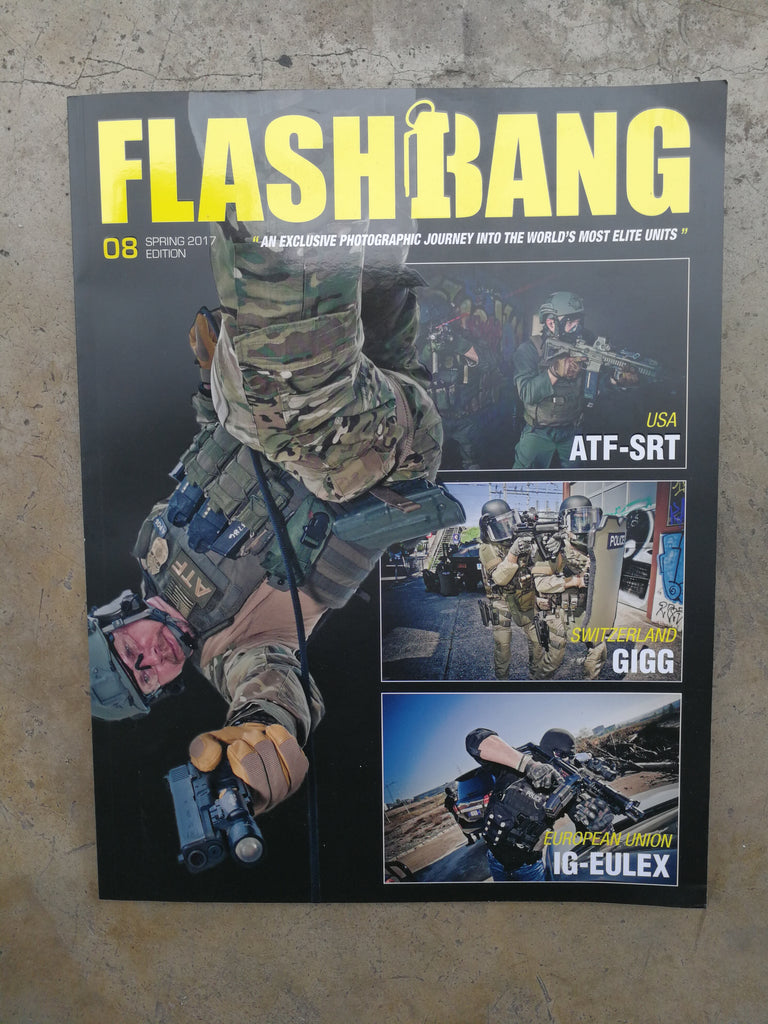 Flashbang Magazine Volume 8