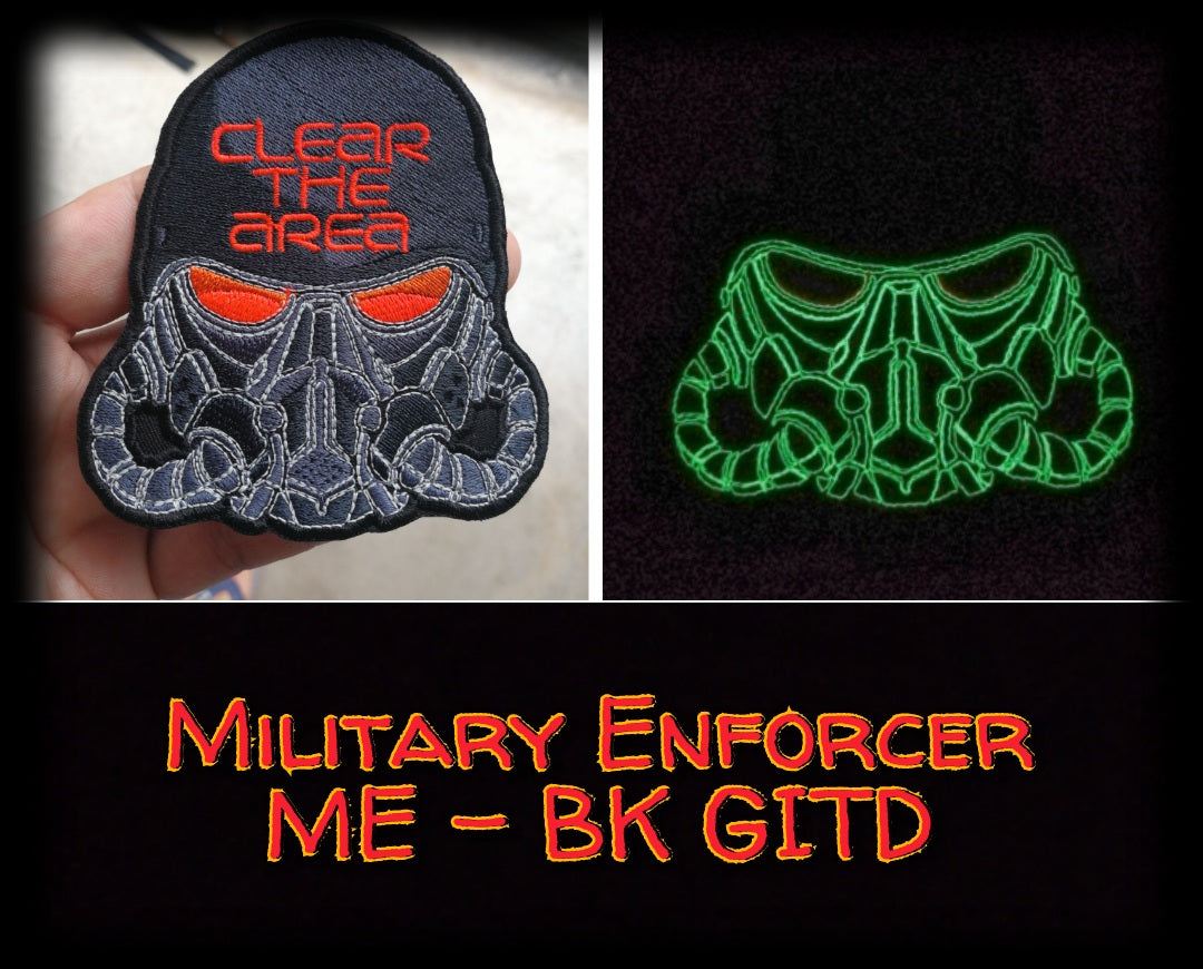 Military Enforcer BK GITD