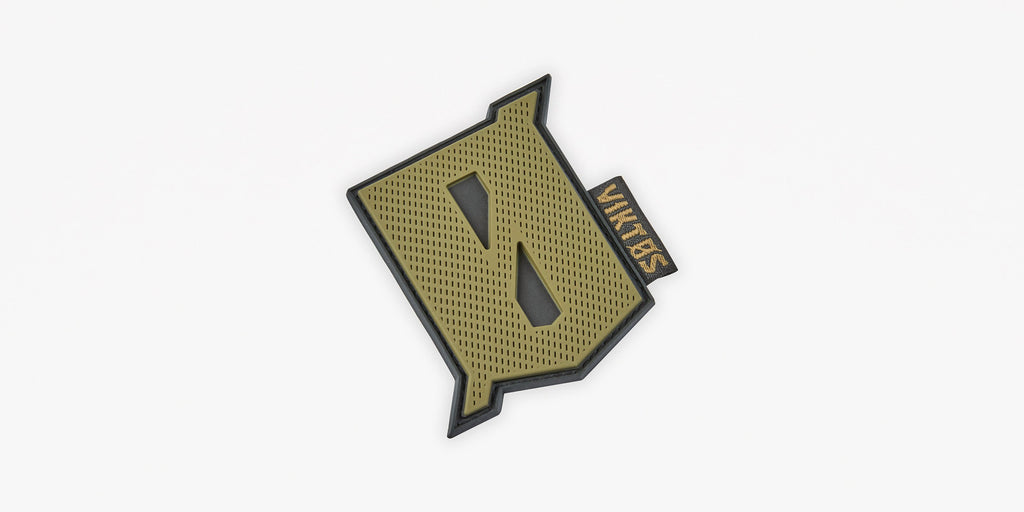 SHIELD MORALPHA PATCH - Coyote