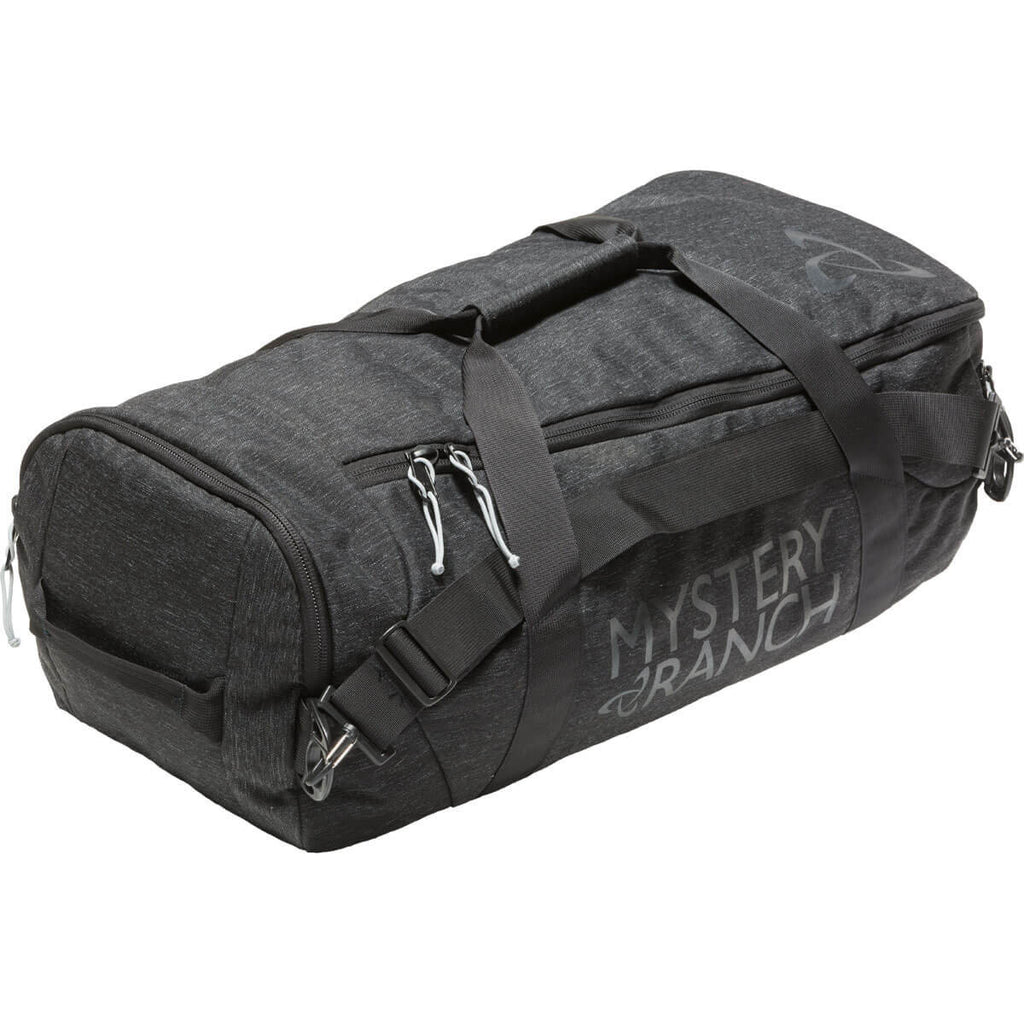 Mission Duffle 40 (Black)