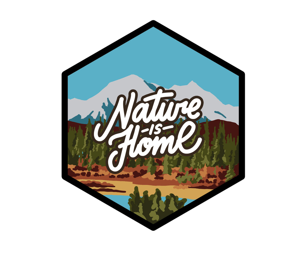 Nature is Home S