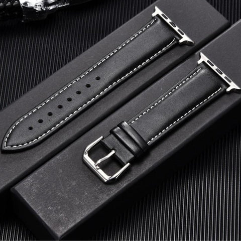 Cowhide Leather Strap | Premium Band - SoloLoopStrap
