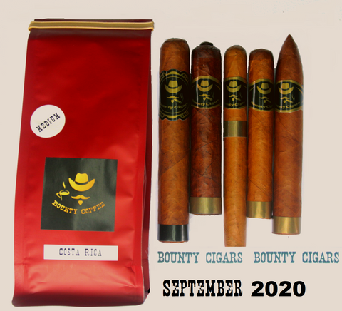 September 2020 - Bounty of The Month