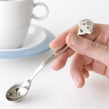 Alessi Anna Spoon Thee/Koffie Lepel