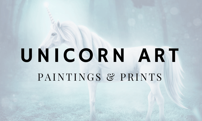 27 BEST Unicorn Art, Paintings & Prints [2021]